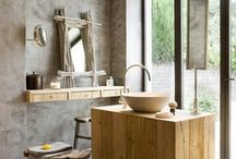 bathroom / by Denise Fontana