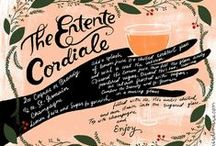 Illustrated recipes / by Wendy