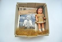 Art I heart // objects / Assemblage, sculpture, art box, diorama, etc / by Wendy