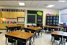 Teacher Ideas--Classroom Set-Up / Ways to set-up 4th grade classroom