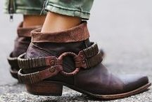 How to Wear It: Boots / Tall boots, short boots, boots with socks, boots with laces...we are in love with them all!