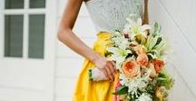 Inspire   Coloured bridalwear / Coloured wedding dresses that are not made in traditional white or Ivory fabrics.