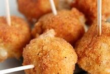 Appetizers / Easy and Delicious Appetizers for your next event or gathering.