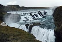 Iceland / Here are a few behind the scenes snaps of our visits to Iceland.