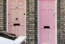 shut the front door / by Jennifer Thurman