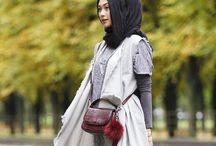 Hijab Modesty / The way moslemah dressed, the way they should behave