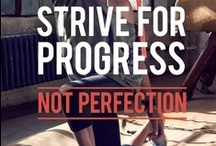 Fitness Inspiration / Visual quotes that will motivate and inspire you to get moving and hit the barre.  / by Physique 57