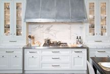 Kitchens {the perfect mix} / The heart of the home gets a little makeover...Let's get cooking!