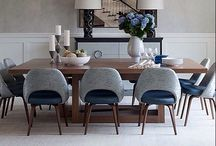 Dining Rooms  {the mix} / by The Ace of Space Blog