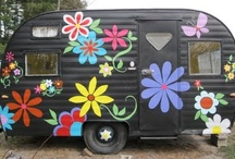 Dreaming of a vintage camper! / I am looking...and looking and looking. I want my own to decorate...my life size doll house all my mine.  / by Shelley Frady~Ground Beef Budget Cooking & More