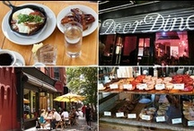 NYC Living / Here are some of our favorite NYC spots. Enjoy! / by Physique 57