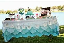 party decor / by Miriam Driver-Ingram