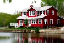 Red Petunia Cottage / by Ilka Ingleton
