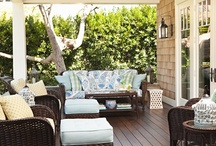 Porches and Patios / by Liz Peterson