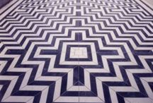 Floored... / Unique, Inspired Flooring. / by The Ace of Space Blog