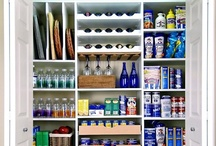 Organization & Domestication / A happy household has a sense of order or chaos takes over, trust me on this and check out these solutions.