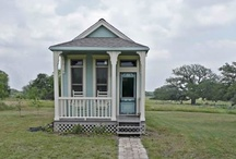Tiny Houses / by repurposedKATE