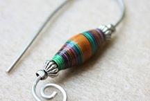 Jewelry Tutorials: Earrings