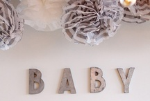sweet baby james / gray and yellow modern baby shower for brooke! / by Jennifer Thurman