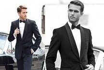 Bringing Sexy Back with a Suit & Tie / Men's Suits as they should be worn.   / by Catalina Bloch