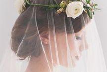 Wedding Hair / by Catalina Bloch