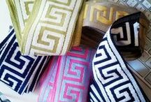 Passementerie {trims & other decorative things}