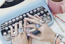 Writing {pen & paper}