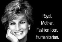 Princess Diana / A true princess with a generous smile, an open heart, a helping hand and an incomparable style.