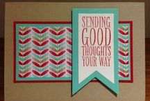 Stampin' Up! 2014 Spring/Summer and SAB / Goodies from the seasonal Spring/Summer 2014 catalogue and Sale-a-Bration 2014