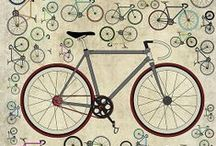 Bicycle Love / Almost everyone at Artterro loves to bike.  Our founder commutes via bike almost everyday, and the rest of us love weekend rides around Madison.  It's affordable, eco-friendly, healthy and fun--what's not to love?
