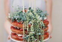 Wedding Cakes / Gorgeous wedding cake inspiration