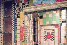 Pattern/tiles / by Julie Yülle