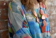 BE BOLD / Be bold with abstract patterns, painterly prints and artistic inspirations.