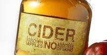 Cider, hard cider, cidre, sidra, sidro, cidru, apfelwine / Ciders around the world