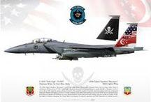 al mathari air / air fighting