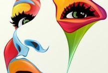 al mathari wowomen / women art