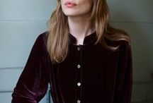 VELVET CRUSH / Sleek silk velvets, rich velvet jersey and the very best of our tactile evening wear offering.