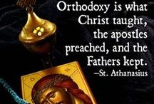 Orthodoxy and Such / All things Orthodox / by Elizabeth Gatling