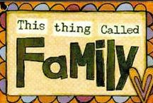 "DEMDACO: ""This Thing Called Family"" / Our line of wall art and home decor items with Demdaco / by Things With Wings"
