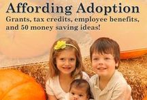 adoption / Adoption is my heart and soul.  Our family has one biological child and two children we adopted.  We adopted domestically and internationally.  Here we pin information about affording adoption, challenges with adoption, foster care, and more.