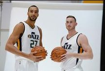 Utah Jazz / Following Utah's NBA franchise at Energy Solutions Arena in Salt Lake City and on the road.