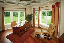 Living Spaces / Find living room, home office and family room design and décor ideas here. / by Kolbe Windows & Doors