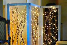 Crafts: Home & Garden / Ideas for home and garden I like