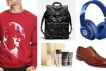 Holiday Gift Guide For Men / by HelloBeautiful