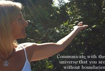 """Quotes from my books  / Over the years, I've """"received"""" so many inspirational messages while I """"attune"""" to the river of universal knowledge.  They have guided me in discovering the meaning of life and I love to share them."""