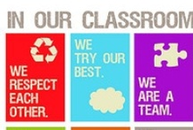 Classroom Connections / Posters, Prints, Quotes, and Ideas visible in my classroom / by Wendy Olson