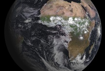 Weather from above / by Met Office