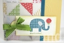 Stampin' Up! Patterned Ocassions SAB / Stampin' Up! Patterned Occasions stamp set from Sale-a-bration 2013