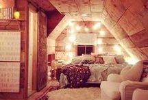 retreat / cabin ideas
