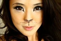 Halloween Makeup Tutorials / Halloween, From Head To Toe style